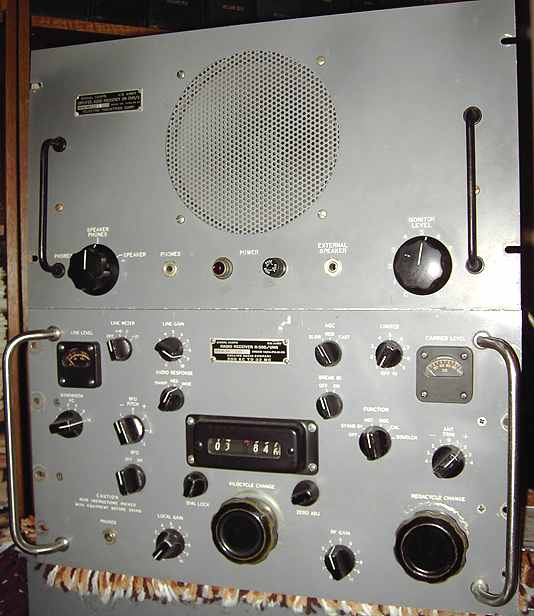 Signal Corps AM-1249/U audio amplifier