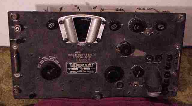 BC-342 receiver as found (12k)