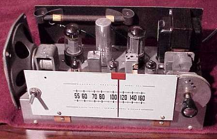 Heathkit BR-2 Chassis (20k)
