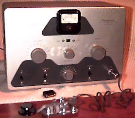 Heathkit DX-20 transmitter