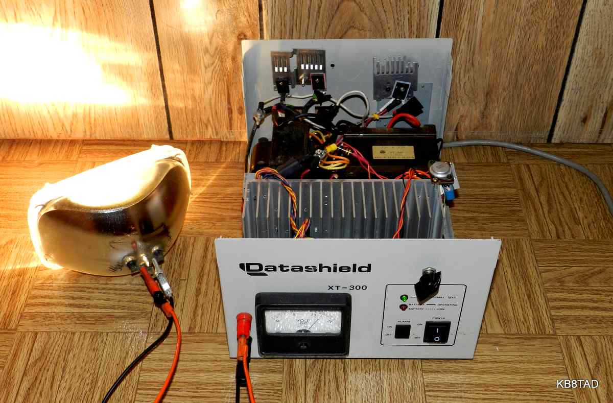 homebrew regulated power supply
