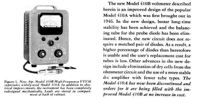 HP-410B introductory article