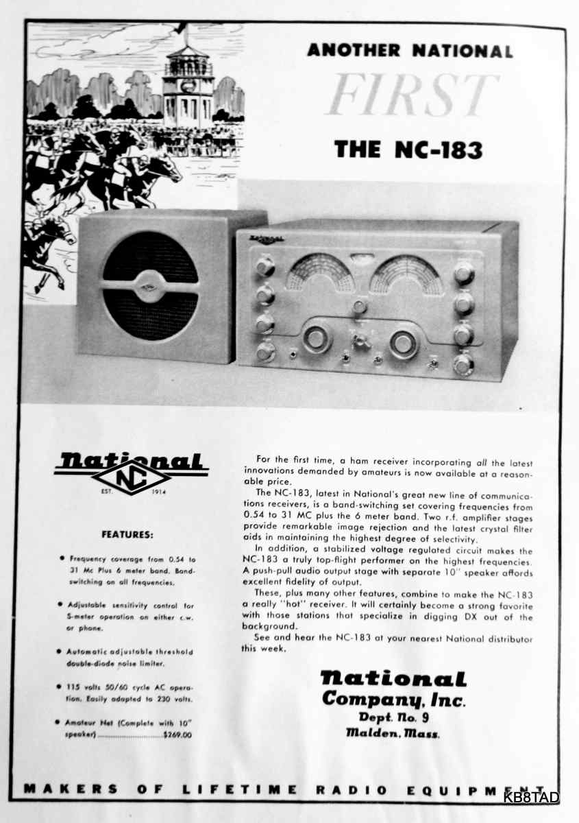 National NC-183 ad