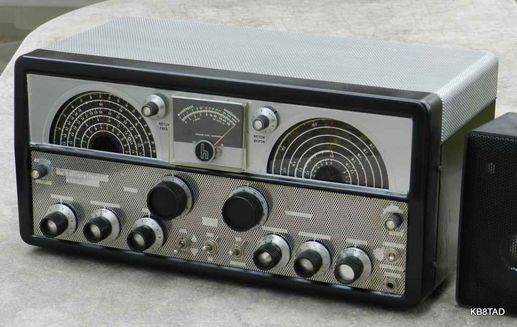 Hallicrafters SX-100